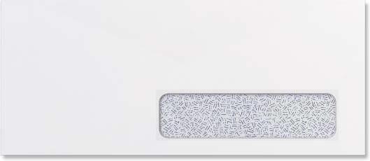 White w/ Security Tint