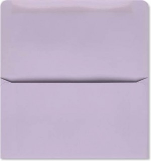 #6-3/4 Remittance Envelopes - 24 lb. Orchid