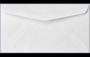 #7-3/4 Regular Envelopes - 24 lb. White