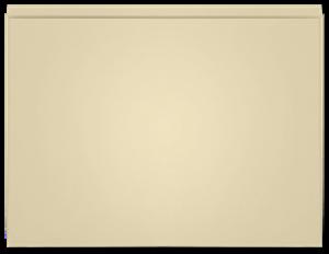 8-3/4 x 12 Employment Record Envelopes - 100 lb. Ivory Tag